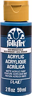 product image for FolkArt Paint, Windsor Blue 2 Fl Oz