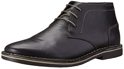 Steve Madden Men's Harken Chukka Boot,Black,7 ...