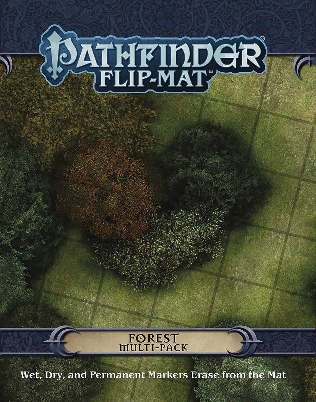 Pathfinder Flip-Mat Multi-Pack: Forests: Amazon.es: Juguetes y juegos
