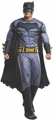 Deluxe Adult Dawn of Justice Batman Halloween Costume