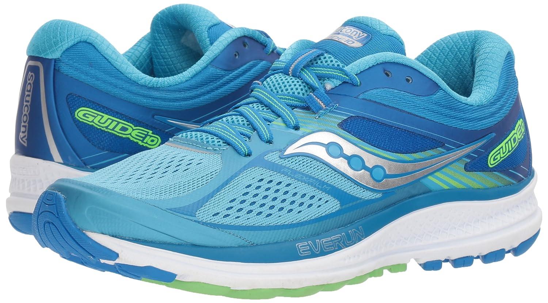 Saucony Women's Guide 10 US|Light Running Shoe B01GIPM0SK 7.5 W US|Light 10 Blue/Blue f930f2