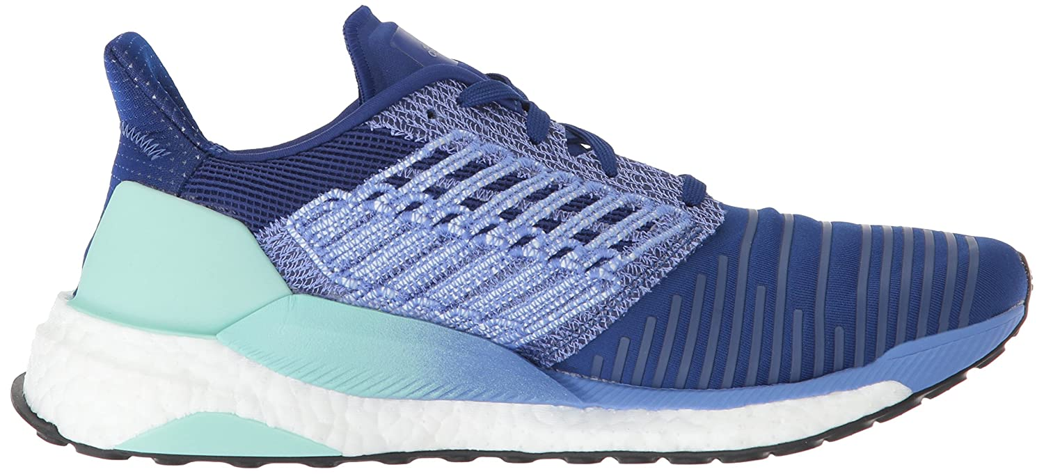 adidas Women's Solar Boost Running US|Mystery Shoe B0778VV6PN 10.5 B(M) US|Mystery Running Ink/Clear Mint/Real Lilac 74ebbb