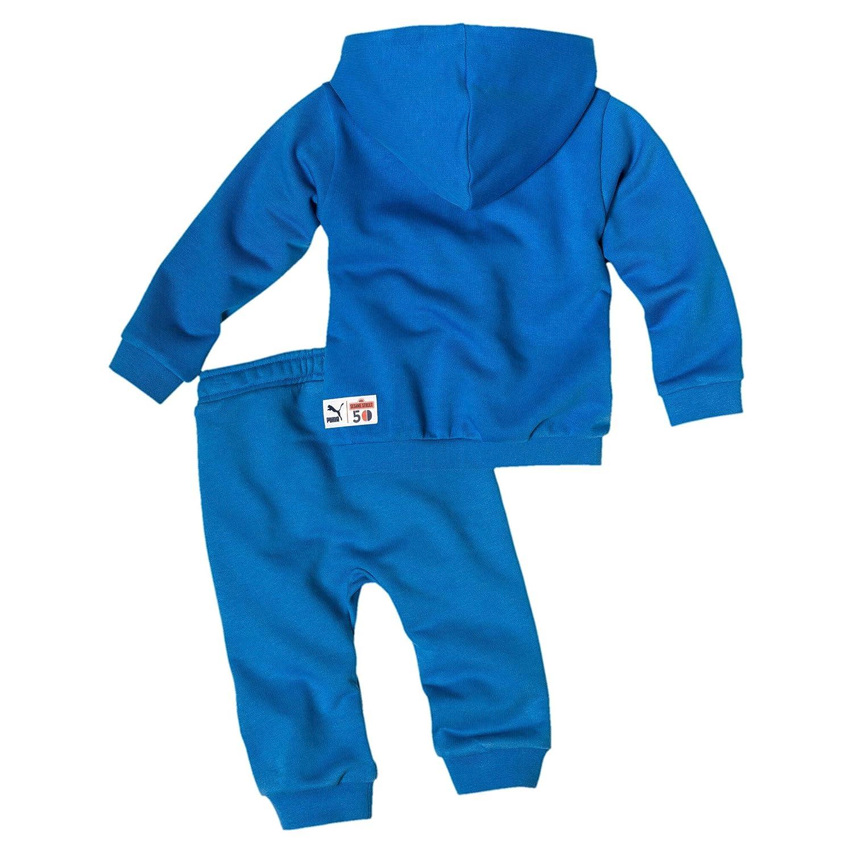 PUMA Sesamstra/ße Baby Jungen Trainingsanzug Indigo Bunting 74