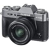 Fujifilm X-T30 antracit med XC15-45 mmF3.5-5.6 OIS PZ objektivsats