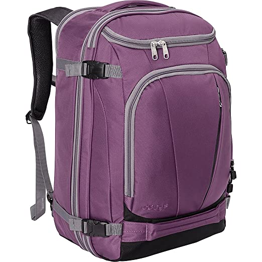 b5a9d9015685 eBags TLS Mother Lode Weekender Convertible Carry-On Travel Backpack - Fits  19 Inch Laptop