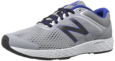 New Balance Men's M520V3 Running Shoe, Silver/Blue, ...