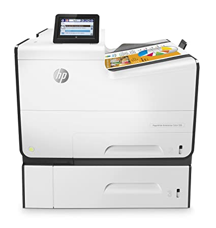HP PageWide Enterprise Color 556xh impresora de inyección de ...