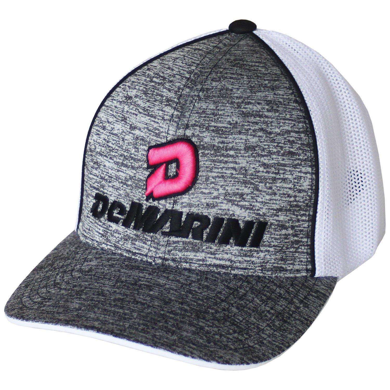 DeMarini Stacked D Heather野球/ソフトボールTrucker Hat XL ピンク/ブラック B01M23SUUA
