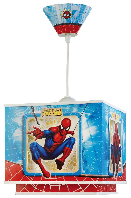 Dalber 63602 Lampadario Spiderman per bambini