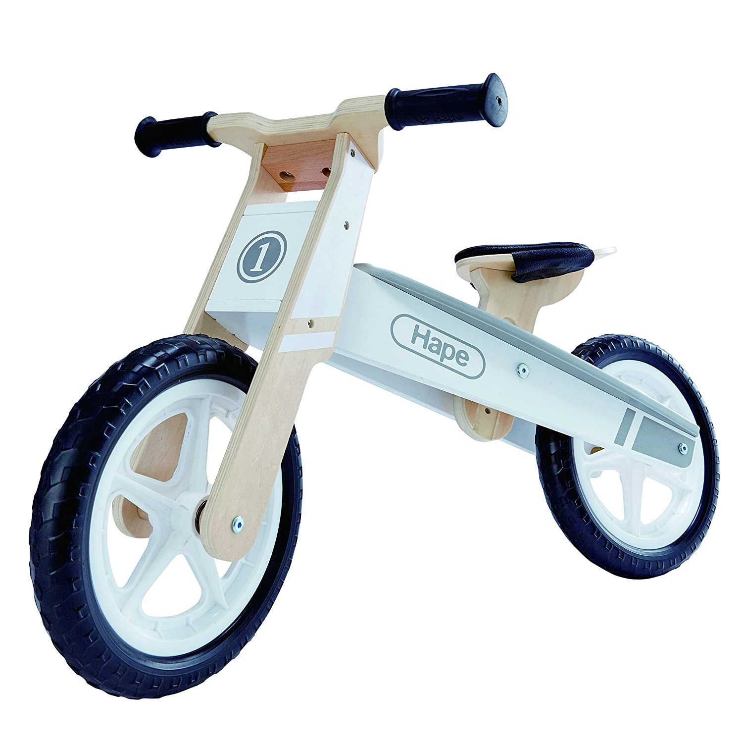 Hape Wooden Wonder Ride On Toddler Balance Bike E1050
