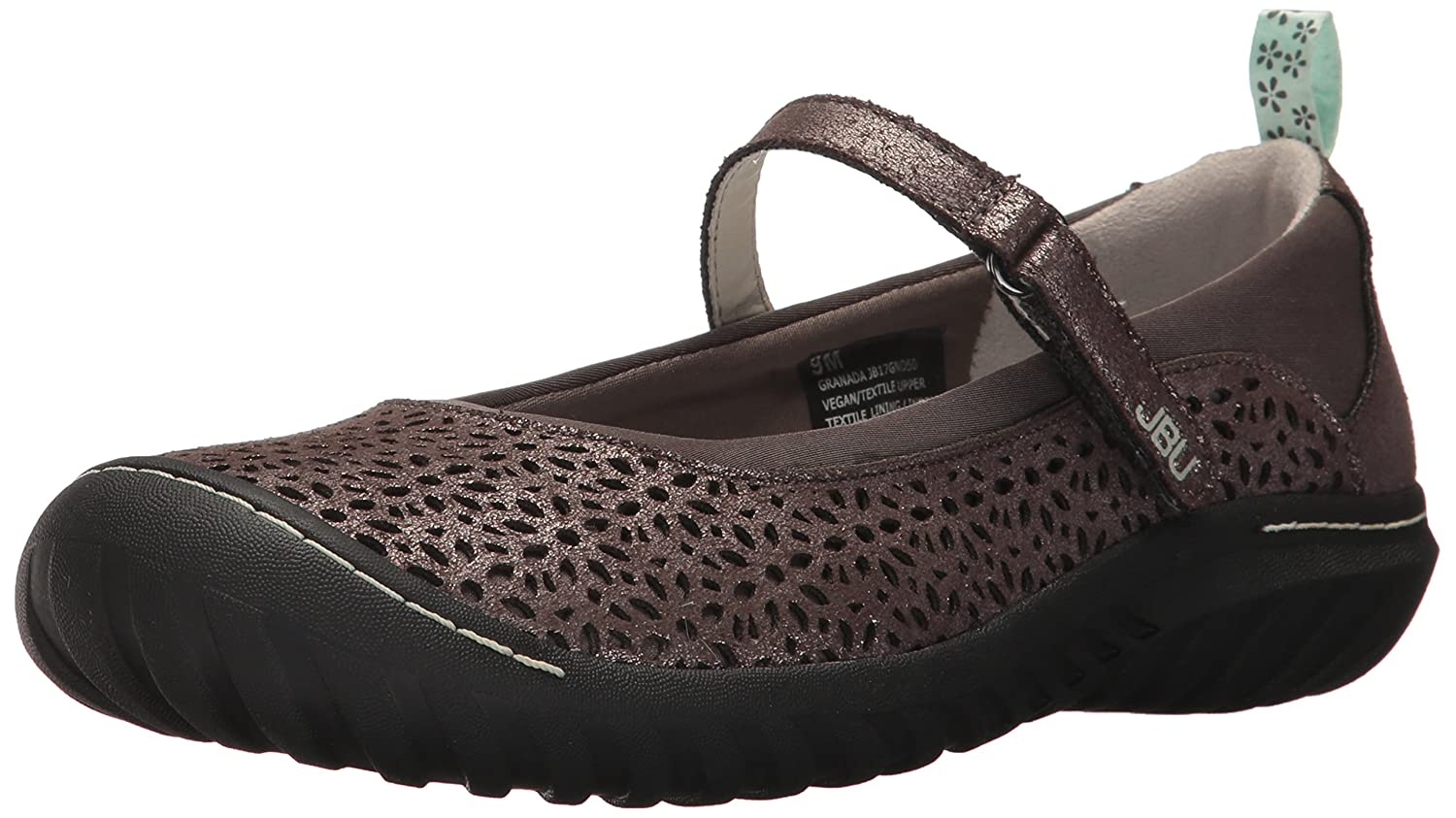 JBU by Jambu Women's Granada Mary Jane Flat