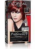 Préférence L'Oréal Paris Coloration Permanente Rouge Intense