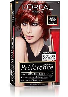 Couleur cheveux rouge schwarzkopf