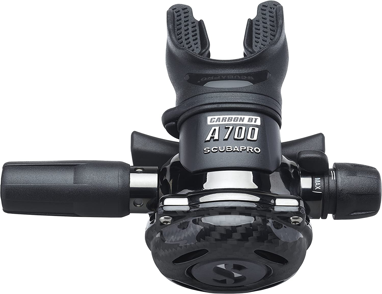 SCUBAPRO MK25 EVO//A700 Black Tech Scuba Regulator