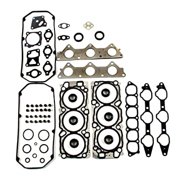 Cns Eh279e1 Mls Cylinder Head Gasket Set For Mitsubishi 3 5l 3496cc