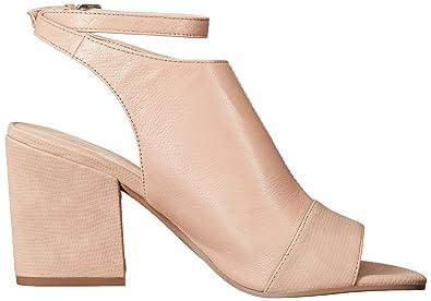 Amazon.com | Franco Sarto Womens Francesca Heeled Sandal | Heeled Sandals