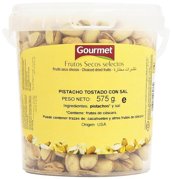 Gourmet - Frutos secos selectos - Pistacho tostado con sal - 575 g