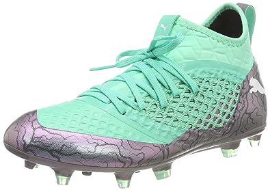 Image Unavailable. Image not available for. Color  Puma Future 2.3  Illuminate Netfit FG AG Football Boots Soccer ... 3f716e975