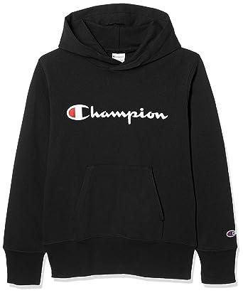 2304462333be63 [チャンピオン] スウェットパーカー CS7993 ブラック 日本 150 (日本サイズ150 相当)