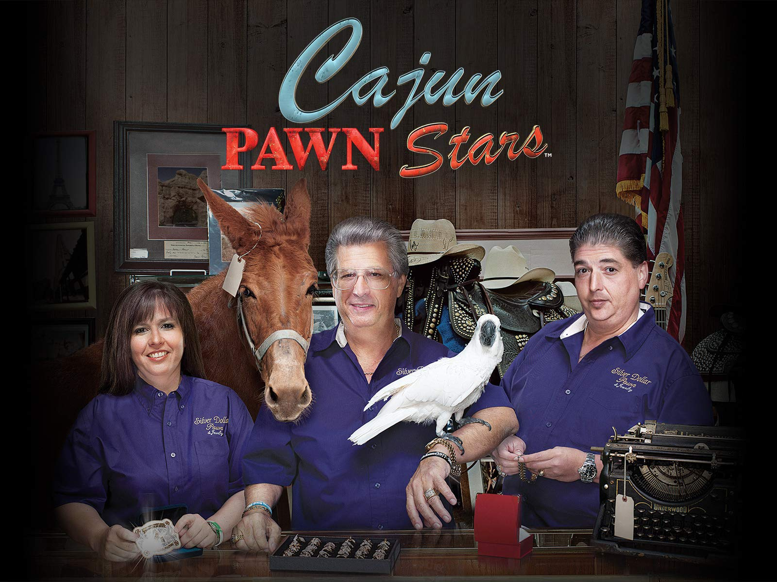 Cajun Pawn Stars - Season 1