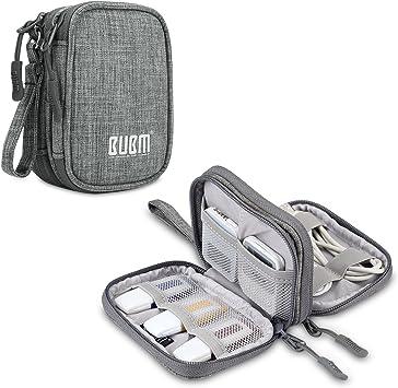 BUBM Bolsa para Pendrives USB Organizador de Cables Funda para Elèctronica: Amazon.es: Electrónica