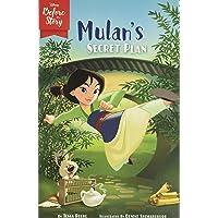 Disney Before the Story: Mulan's Secret Plan