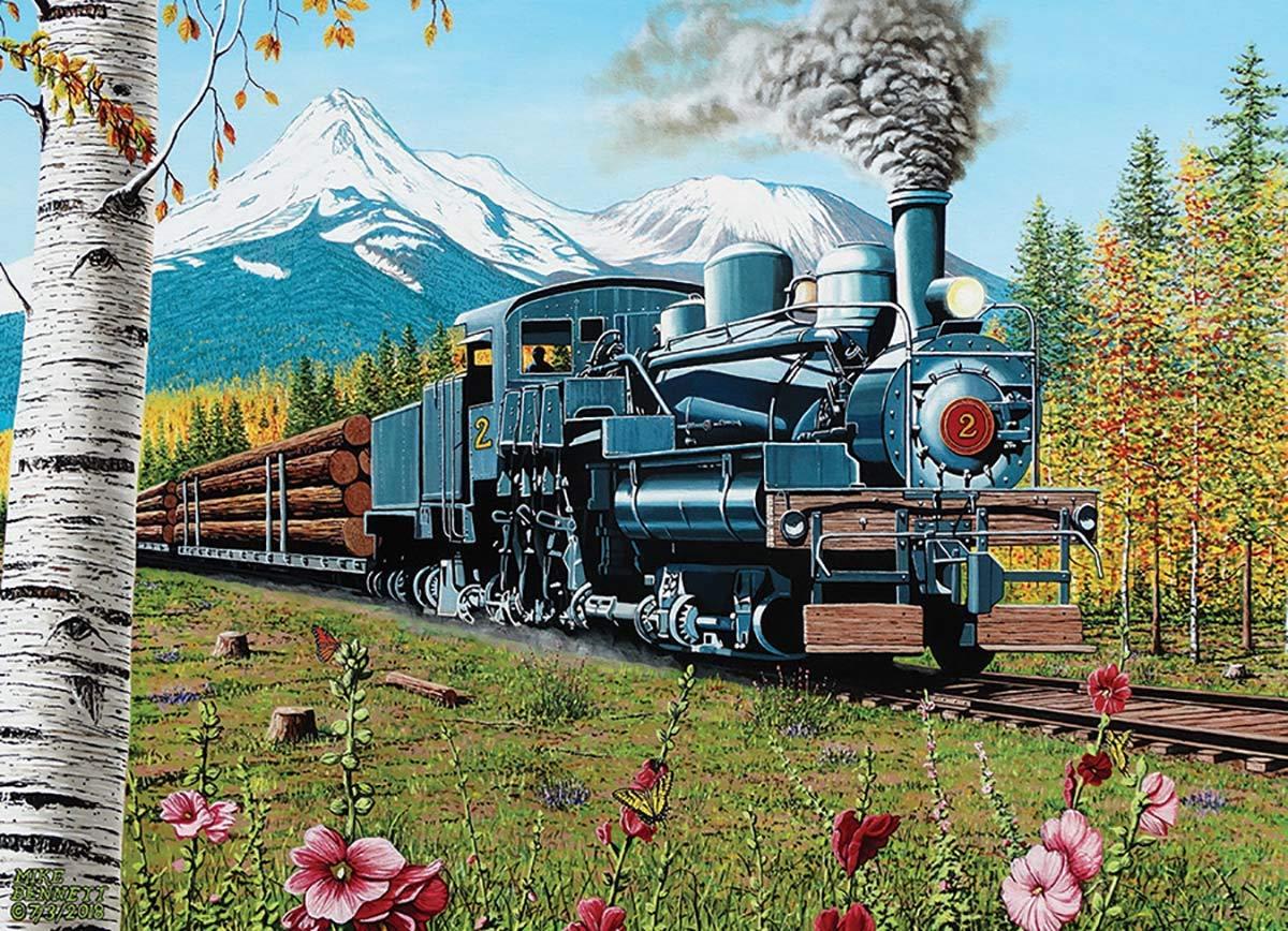 【驚きの値段】 Cobble Puzzle Hill Lumbering Lumbering Along 1000 Piece Jigsaw Puzzle B07NBSWQX5 B07NBSWQX5, 服飾雑貨 リスト:4ffaf65f --- a0267596.xsph.ru