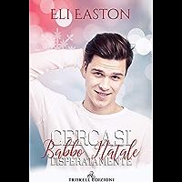 Cercasi Babbo Natale disperatamente (Italian Edition) book cover