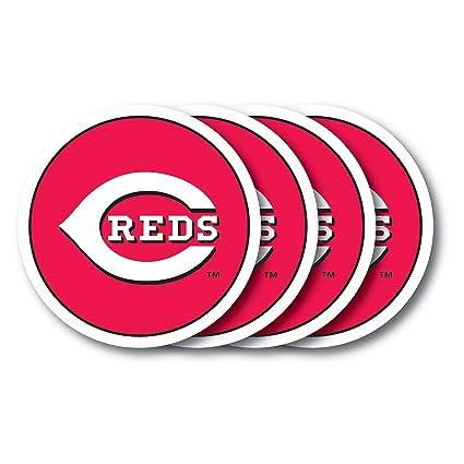 Amazon.com: MLB Set de posavasos (4 unidades): Sports & Outdoors