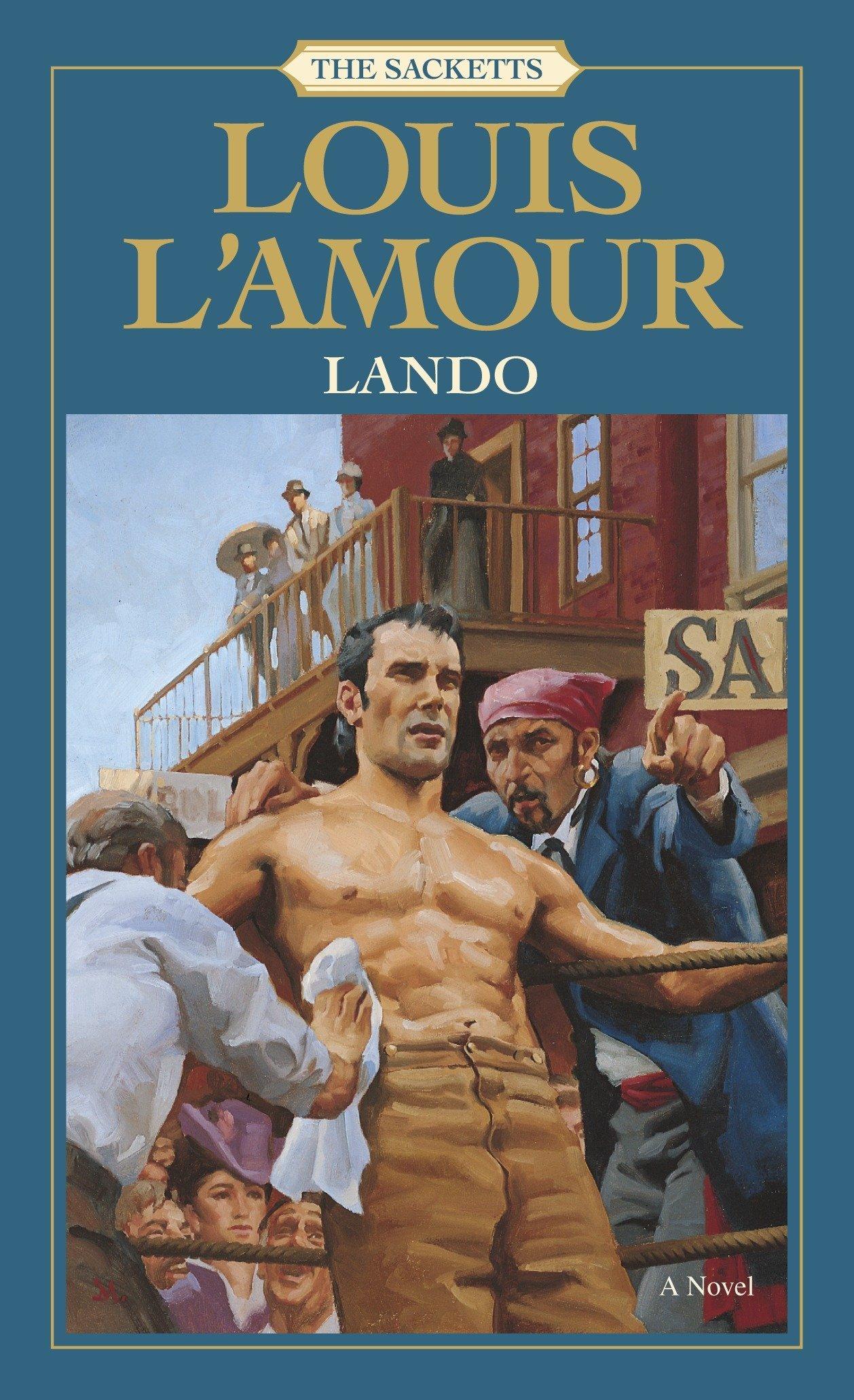 Lando By Louis Lamour