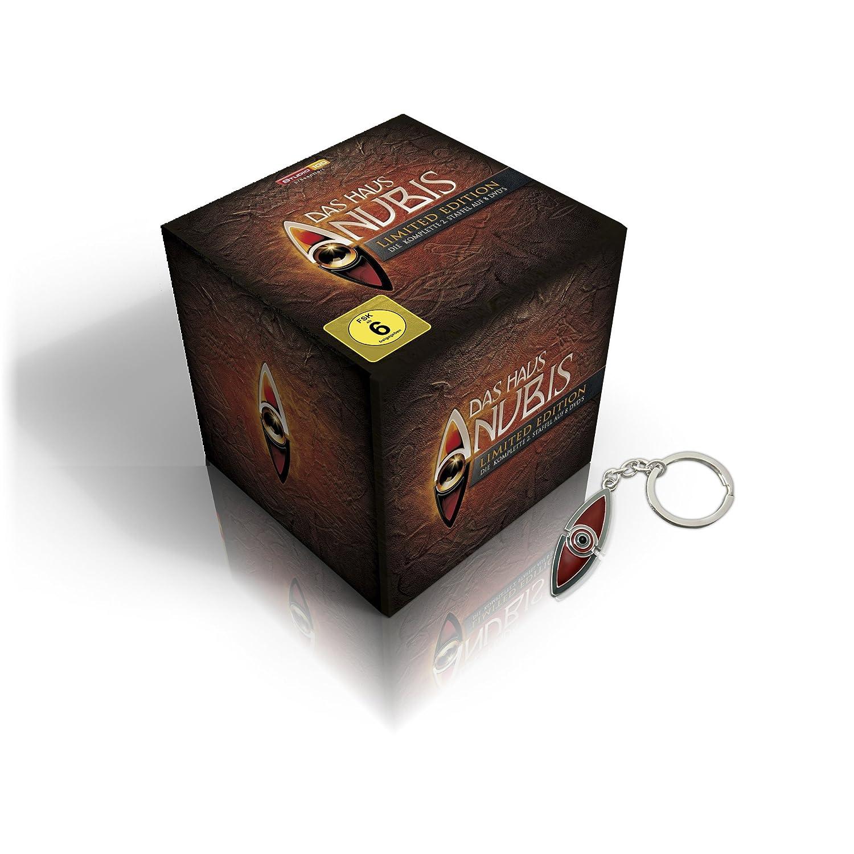 Das Haus Anubis - DVD Box Limited Edition Staffel 2 Folgen 115-234 ...