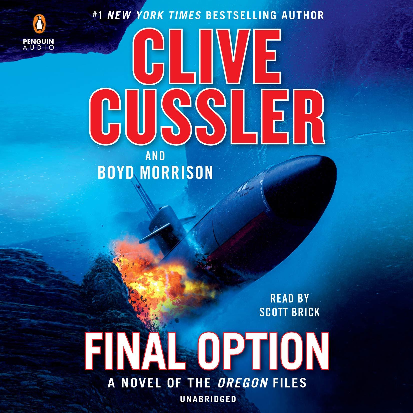 Final Option (The Oregon Files) by Penguin Audio