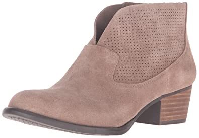 Jessica Simpson Women's Dacia Ankle Bootie, Totally Taupe, 8 M US