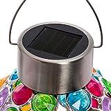 GreenLighting 6 Pack Outdoor Solar Hanging Lights