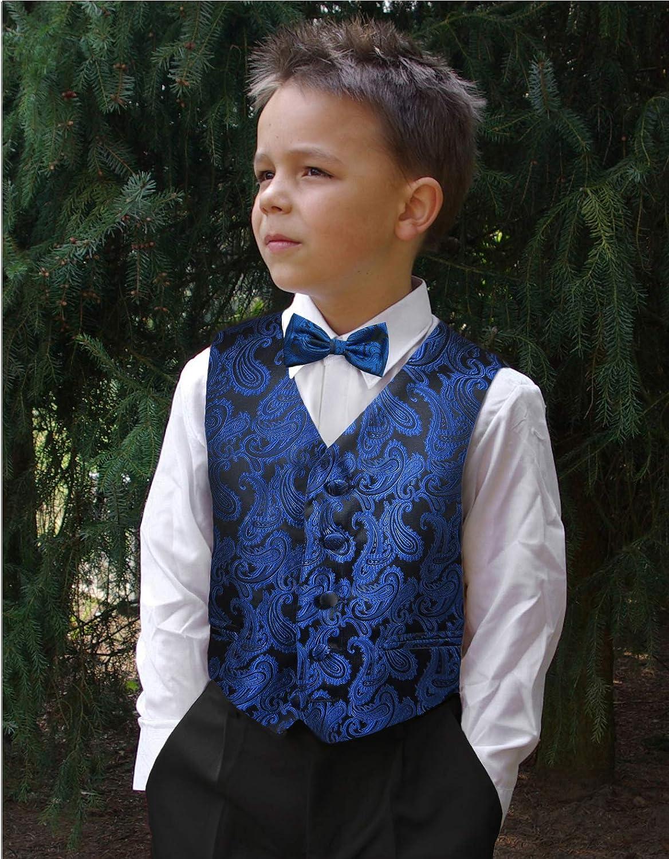 Kinder Jungen Anzug Weste Festlich Anzugweste Hochzeit Gentleman Bekleidung