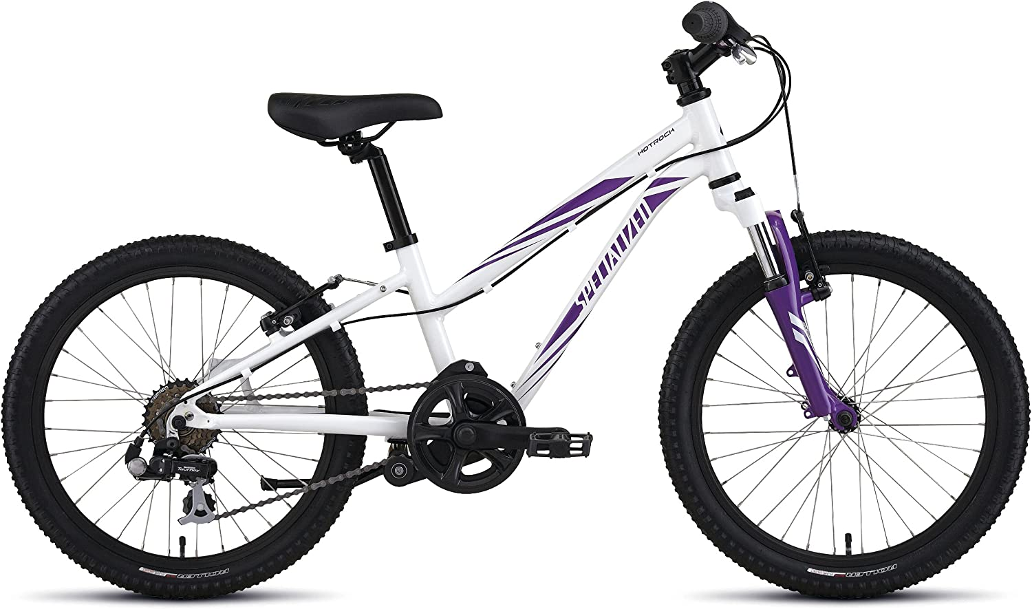 Specialized hotrock Girl 20kinder bicicleta blanco/lila 2016 ...