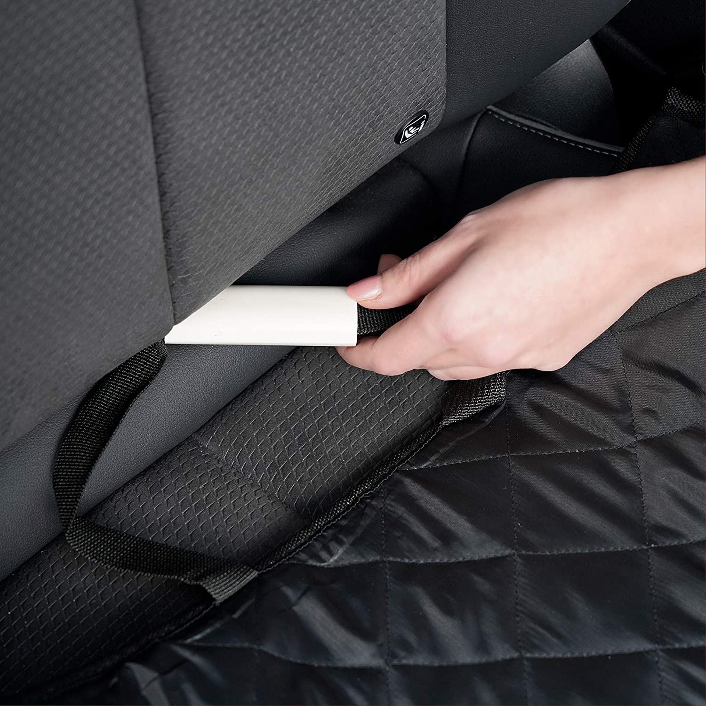 BCAuto Housse de si/ège avant de voiture Oxford 600 D imperm/éable avec rev/êtement antid/érapant