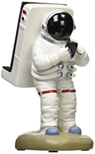 Astronaut mobile holder and stand.