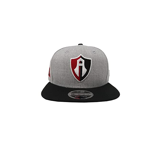 Amazon.com: New Era 9Fifty Hat Guadalajara Atlas F.C. Soccer Club Liga MX Retro Gray Snapback: Clothing