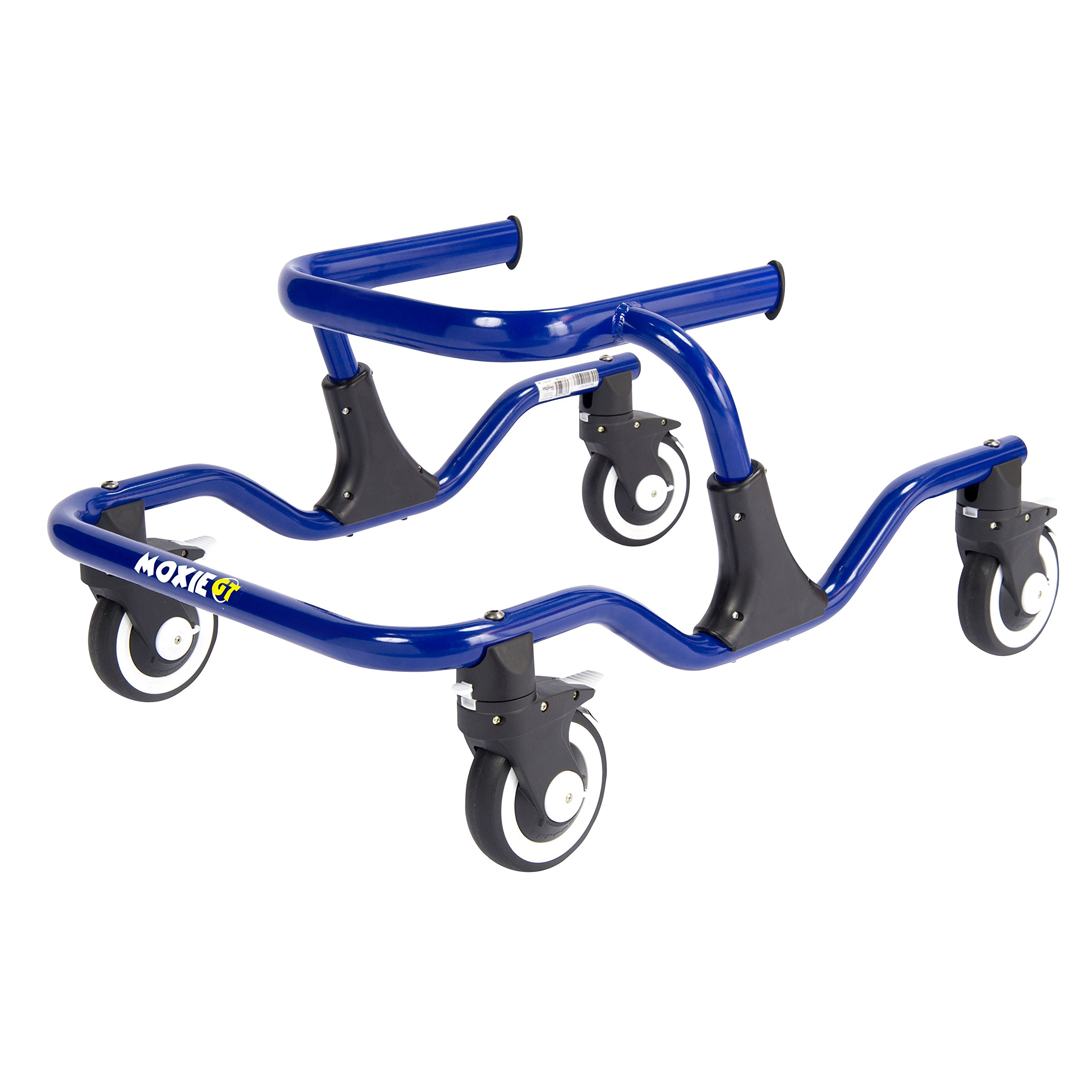 Inspired by Drive Moxie GT Gait Trainer, Warrior Blue, Small