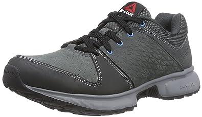 Reebok Sporterra VI, Herren Walkingschuhe, Grau (Gravel/Flat Grey/Black/