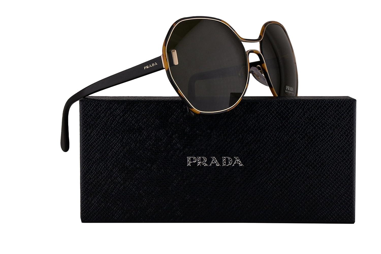 Prada レディース PR53TS US サイズ: L カラー: ブラウン B079P8B9Y7