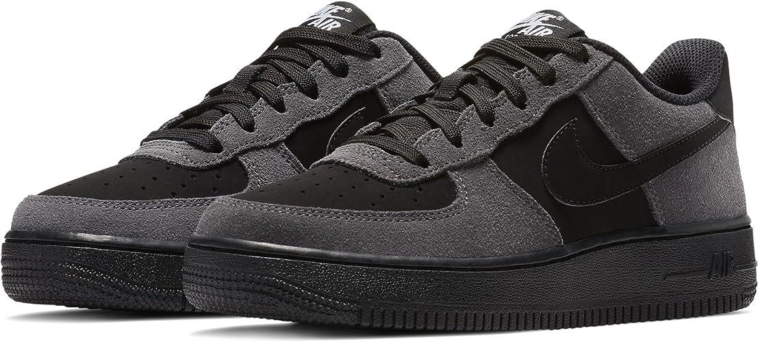 Nike Air Force 1 (GS), Zapatillas de Baloncesto para Niños: NIKE ...