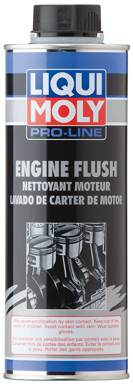 Liqui Moly 2037 Pro-Line Engine Flush - 500 Milliliters