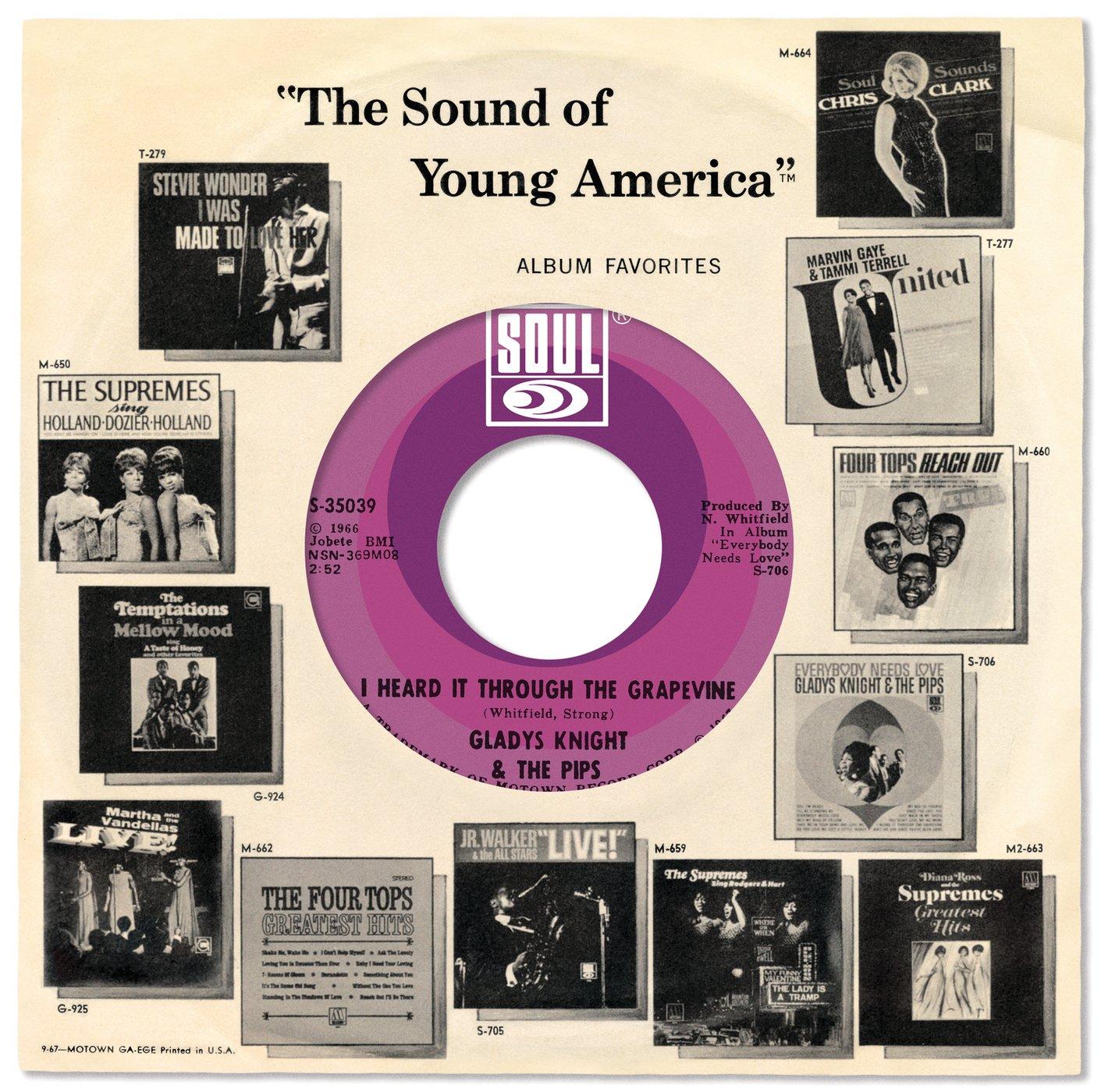 Complete Motown Singles - Vol. 7: 1967 [5 CD]
