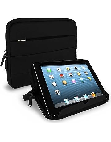 87ab42f5af CELLONIC® Housse pour Tablette Universelle de 10.1 Pouces en Nylon Noir –  Étui de Protection