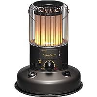 トヨトミ 対流型石油ストーブ ML-250-T ムーンライター 月明かりのようにやさしい明かり 景品のアルカリ乾電池単2(4本)付き 「木造 9 畳/コンクリート 7 畳」