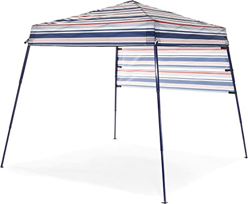SlumberTrek 3049370VMI Tropez Outdoor Portable Beach Gazebo Shelter