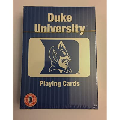 Patch Products Inc. Duke Playing Cards Game: Toys & Games