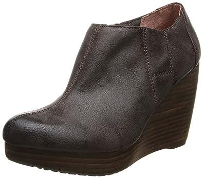 Dr. Scholl's Women's Harlie Boot Harlie,DarkBrown ...